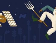 Extrait de l'infographie QQF : Etes-vous prêts pour l'agriculture du futur ?