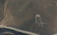 [Insolite] Portrait de Gengis Khan sur une colline de Mongolie