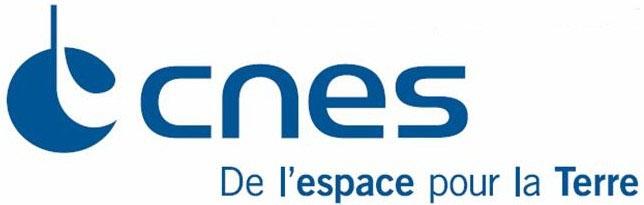 Logo du CNES 2005 - De l'Espace pour la Terre