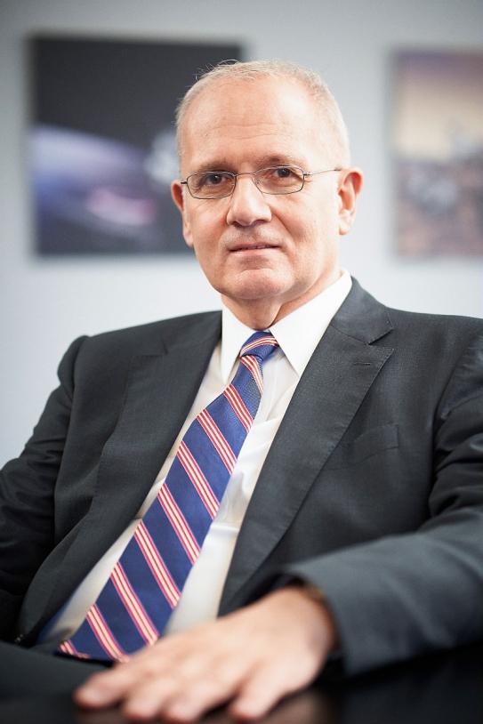 Jean-Yves Le Gall, Président du CNES