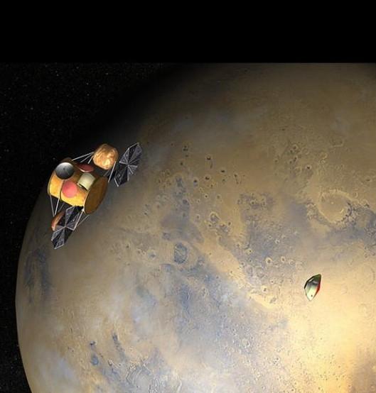 Credits : NASA/JPL.